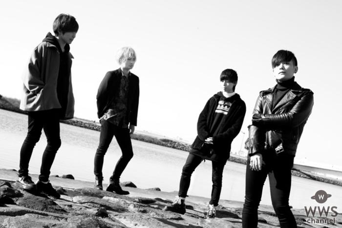 立川発エレクトロギターロック・Ready at Dawn、初の全国流通盤ミニアルバムが7月リリース