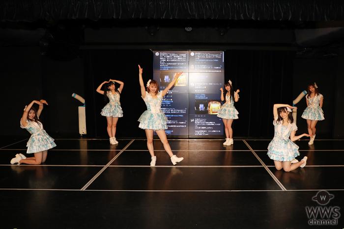 SKE48劇場が再開!松本慈子「ファンの方が戻って来れる日を願って」
