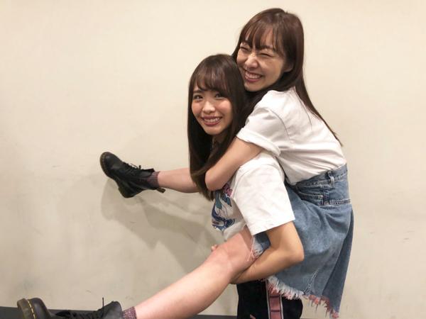 SKE48 須田亜香里、『相棒』松村香織の結婚を祝福!披露宴で『ここで一発』歌唱に期待も
