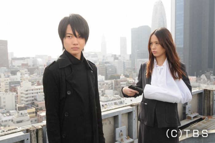 『SPEC』一挙放送が決定!戸田恵梨香「この奇想天外な作品を楽しんでください!」