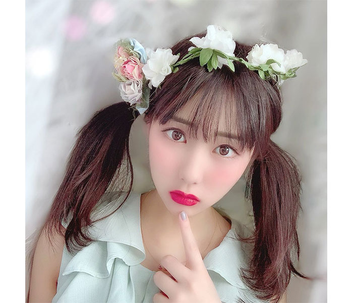 HKT48 田中美久、キュン死必須な『最強ツインテール』ショットに反響!「似合いすぎてキュン死する」