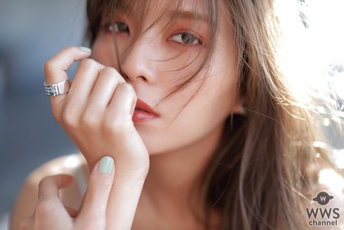 AAA 宇野実彩子が『JJ』表紙に登場!美しさの秘訣を名言と共に公開