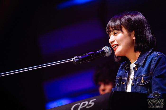 女子高生シンガー 山出愛子が、高校生最後のオンラインライブを7月開催