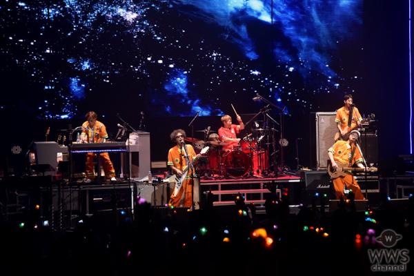 ユニコーン、100周年ツアーを完全収録した映像作品がオリコン1位!