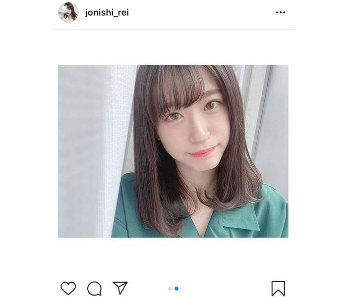 NMB48 上西怜と見つめ合うドキドキショットの裏側は・・・?
