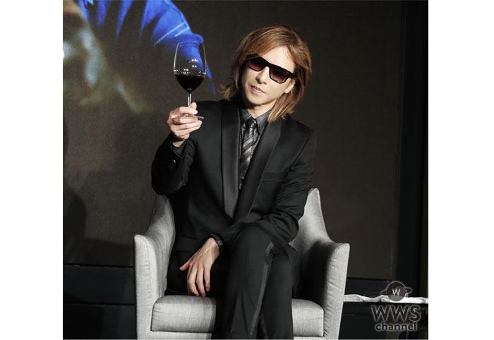 YOSHIKIワイン 購入者殺到 コロナの影響を受けず
