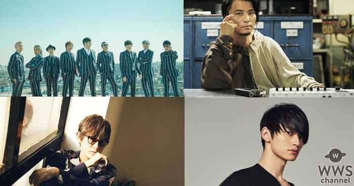 スガ シカオ、SKY-HI 、東京スカパラダイスオーケストラ、KREVAら出演!J-WAVEのオンエアで 7/24(金・祝)「J-WAVE LIVE 2020」開催!