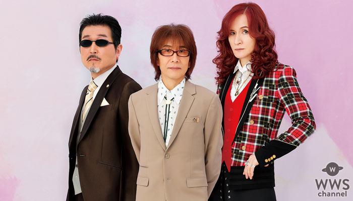 デビュー46周年THE ALFEE 今年初のコンサートは無観客配信ライブを開催! また満を持して3年ぶり68枚目のシングルをリリース!
