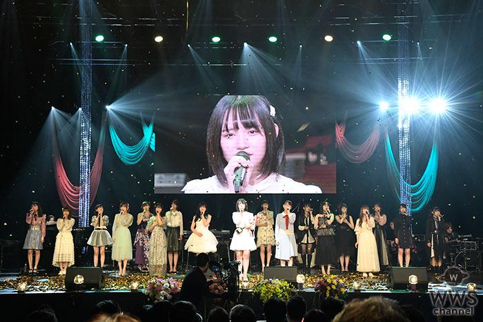 AKB48グループによる歌唱力決戦、第3回大会の開催が決定! コロナ禍で劇場公演や握手会が日常でなくなったいま、彼女たちの歌声は明日にどう響くのか