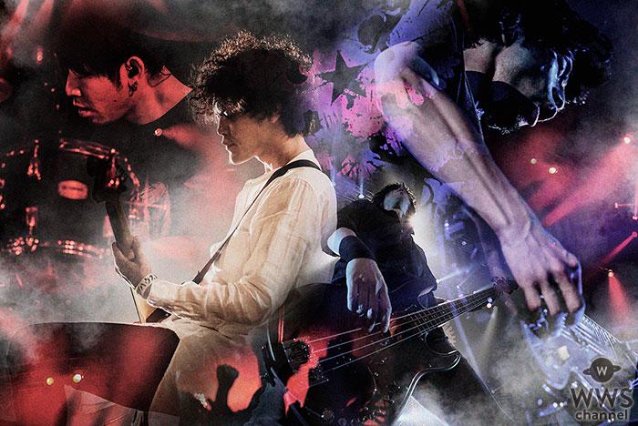 9mm Parabellum Bullet、9月9日発売シングル曲「白夜の日々」、7月24日(金)にFM802「ROCK KIDS 802」にて初オンエア!