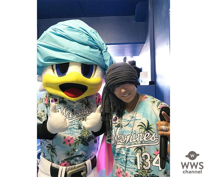 HAN-KUN、千葉ロッテマリーンズの公式中継ソングに決定!