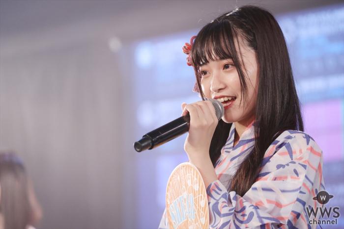 【ライブレポート】SKE48 入内嶋涼が217日ぶりの劇場公演に登場!「新年初なんです!」<「青春ガールズ」公演>
