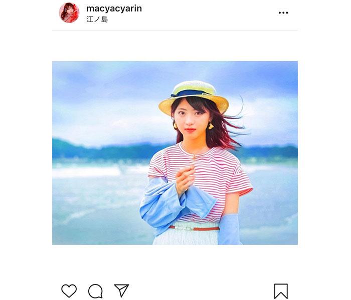 AKB48 馬嘉伶、大好きな『波が伝えるもの』朗読動画を公開!「すごく良い朗読だったよ」「砂浜デートをしているような気持ちになりました」