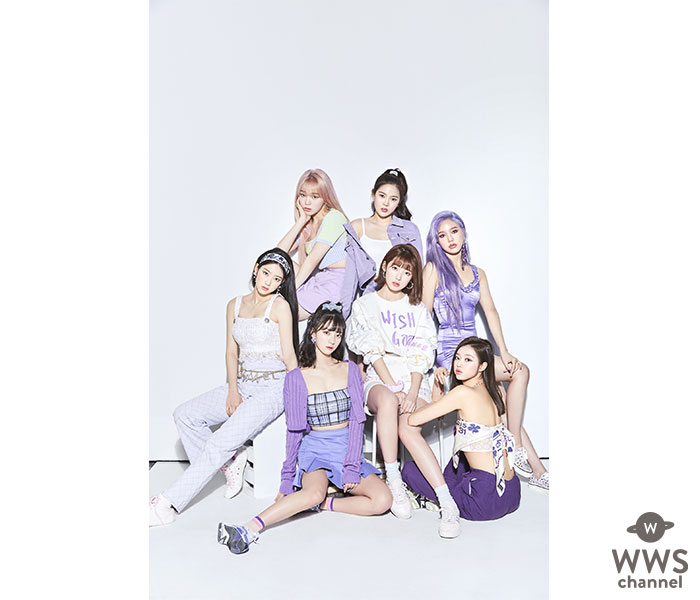 OH MY GIRL、新曲 「Lemonade」がLINE MUSIC K-POPランキング2日連続1位に