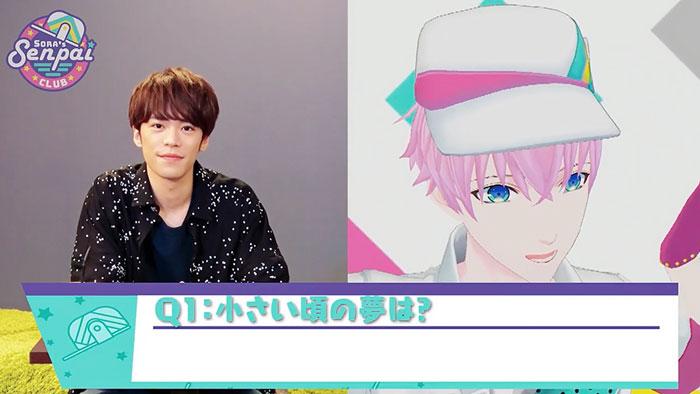 小野賢章出演「Sora's Senpai Club」放送回がスタート