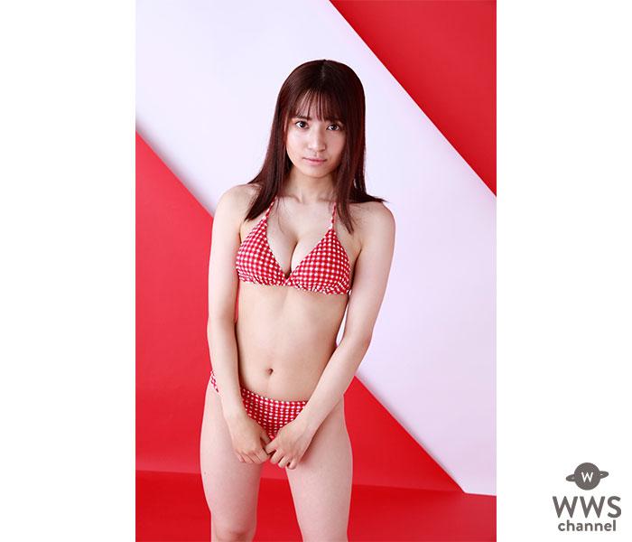 都丸亜華梨、「ミスマガジン2020」への意気込みを語る!「絶対にグランプリ取るという気持ちで」