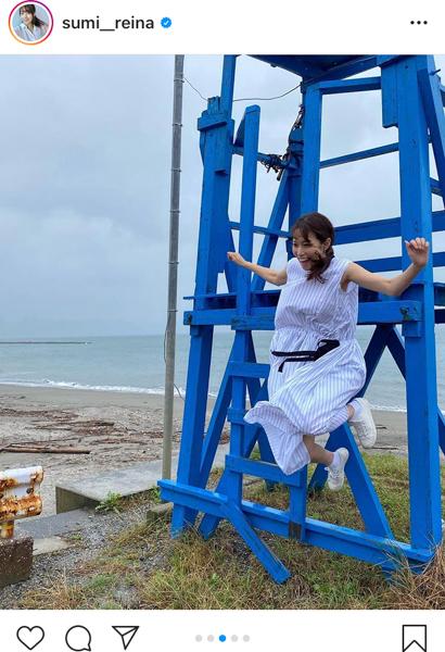 鷲見玲奈アナウンサー、3年ぶりに「ヤンジャン」表紙にカムバック!「楽しく撮影させて頂きました」