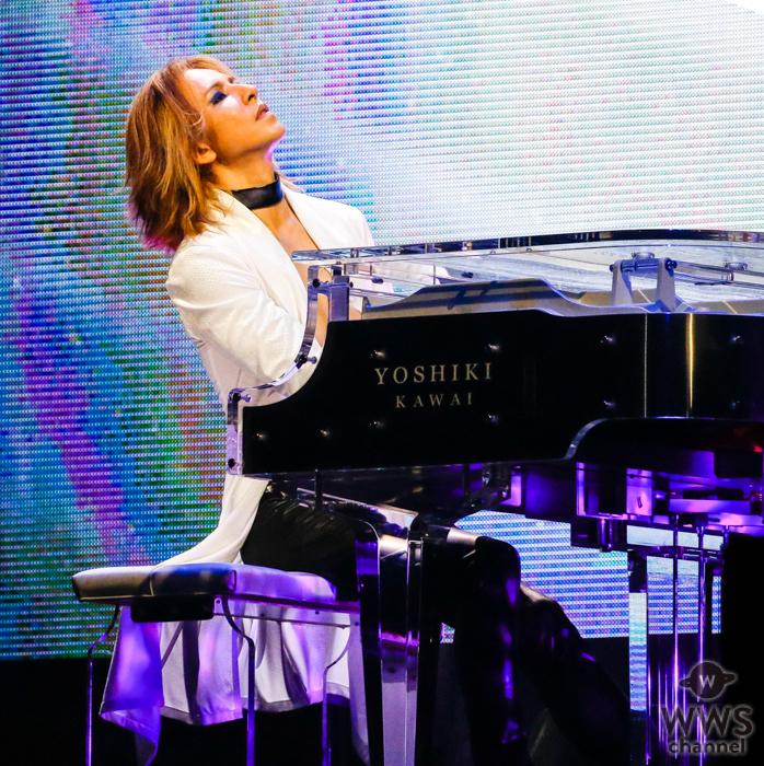 YOSHIKI、電話越しにピアノで『Forever Love』をプレゼント