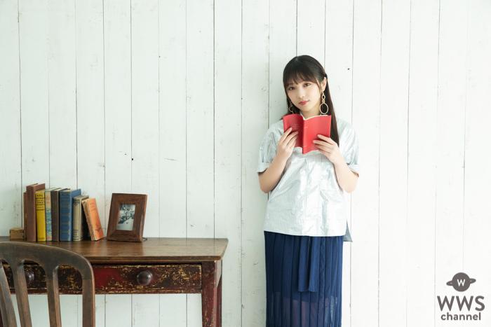 乃木坂46 与田祐希、「セブンネット」読書インタビュー企画に登場
