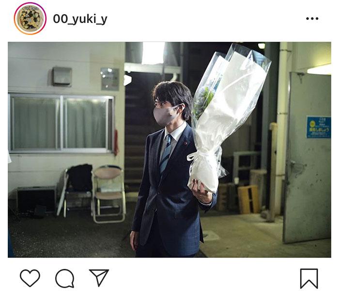 山田裕貴、『特捜9』最終回を迎え「絆を改めて感じました」