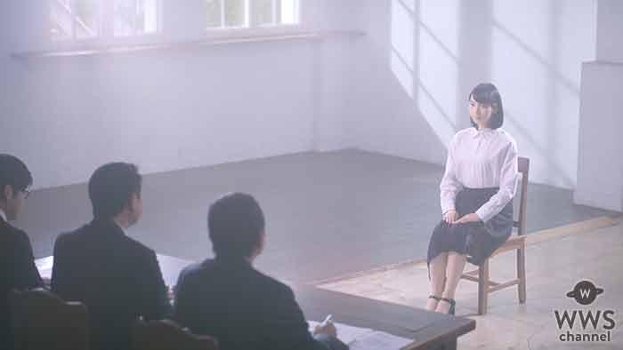 女優・のんが面接に臨む新CM『面接 篇』第二弾、7月1日公開