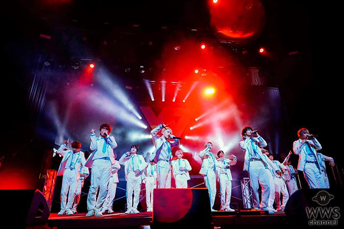 総勢44人組次世代ボーイズグループ『VOYZ BOY』地上波にてレギュラー番組が決定!! LINE CUBE SHIBUYA(渋谷公会堂)にて開催された悲願のリベンジ無観客ライブ終了後にサプライズ発表!!