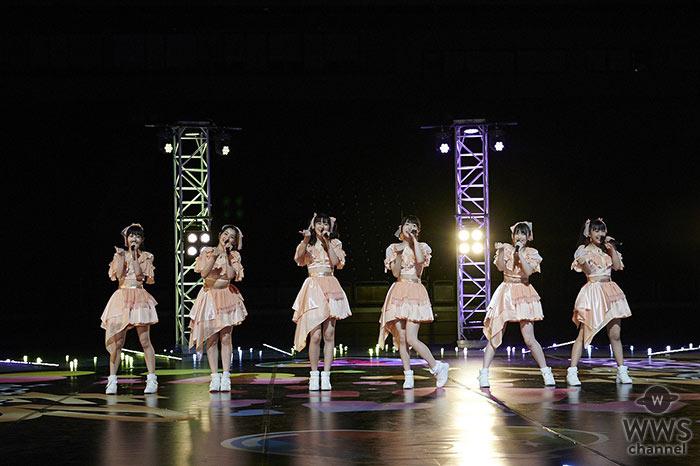 超ときめき♡宣伝部がさいたまスーパーアリーナにて、無観客配信ライブを開催!新曲「SHIBUYA TSUTAYA前で待ち合わせね!」を披露!
