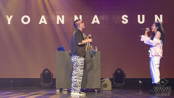 【速報】Peter Fish 、Yoanna(孫尤安)が「a-nation online 2020」Yellow Stage Stageに登場!