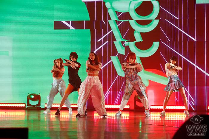 【速報】ガールズグループ・FAKYが「a-nation online 2020」Blue Stageに登場!