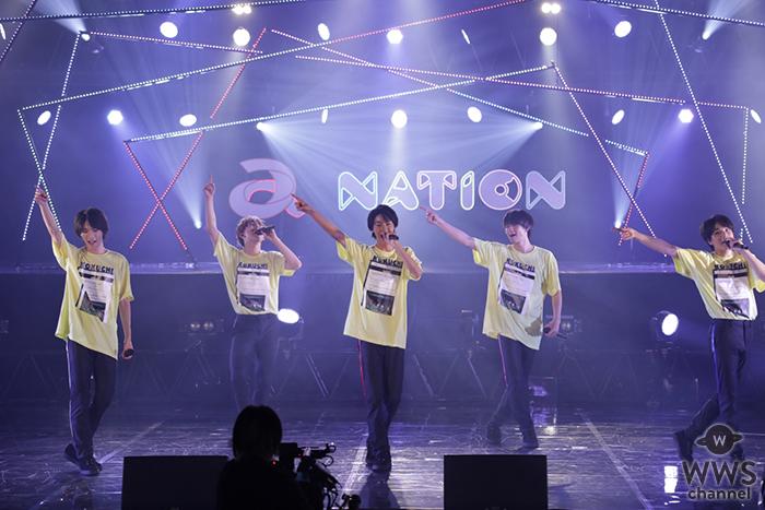 【速報】M!LKが「a-nation online 2020」Yellow Stageに登場!