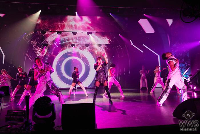 浜崎あゆみが「a-nation online 2020」Blue Stageトリに登場!懐かしの名曲『SEASONS』を熱唱!