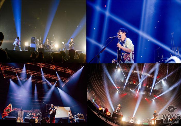 ヤバイTシャツ屋さん、打首獄門同好会、10-FEETら出演! 大阪で5,000人集客のライブイベント「Osaka Music DAYS!!! THE LIVE in 大阪城ホール」初日終了!