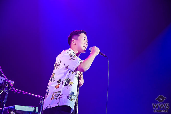 話題のシンガーソングライター瑛人、大阪城ホールイベントで大阪初ライブ!!