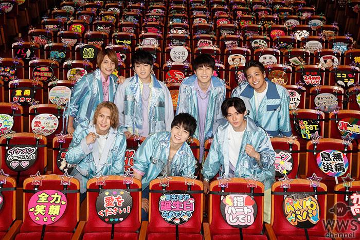 ジャニーズWESTが大阪松竹座で一夜限りのスペシャルライブで全19曲披露!