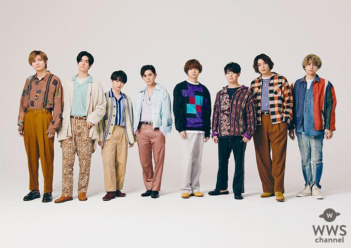 Hey! Say! JUMP、ニューシングル『Your Song』発売決定!「こういうシングル待ってた!」