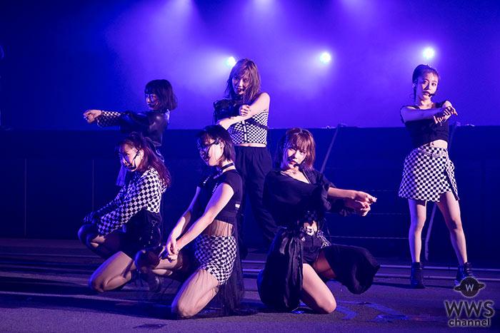 NMB48ダンス選抜ユニット・だんさぶる!が初のオンラインライブを開催!ビックリ箱を開けた時のような驚きのダンスパフォーマンスと無観客ライブならではの演出で魅了!