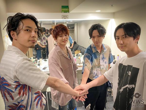 Da-iCE・花村想太のバンドプロジェクト「Natural Lag」 オンラインライブツアーファイナル開催 「耳が幸せすぎる…」「メロディーも歌声も耳が幸せです♡」