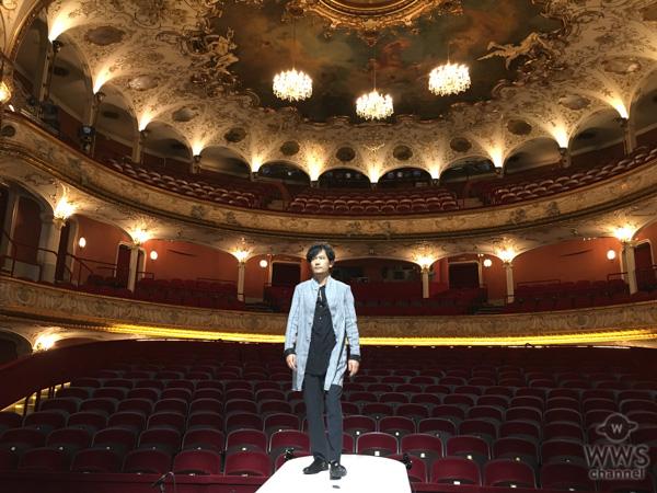 稲垣吾郎が挑む、狂気と運命と歓喜!ベートーヴェン生誕250周年に、再々演決定!!