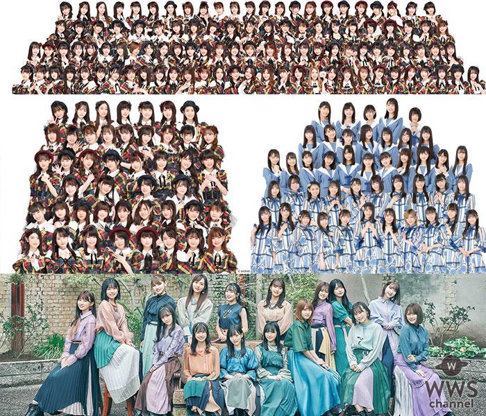 AKB48、チーム8、HKT48、STU48の出演が決定!「TIFオンライン2020」第3弾出演アイドルが発表