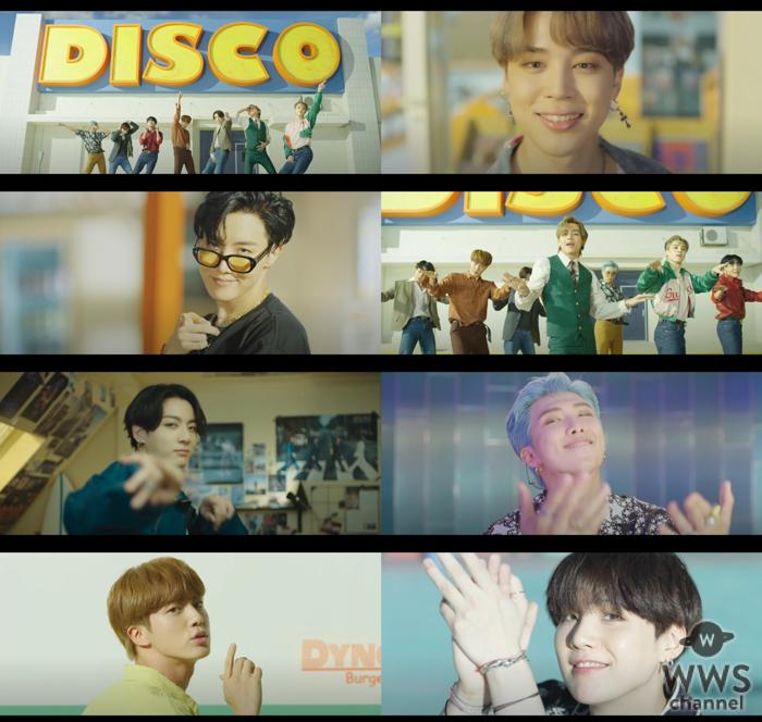 BTS、ニューシングル『Dynamite』MVティーザーが公開に!