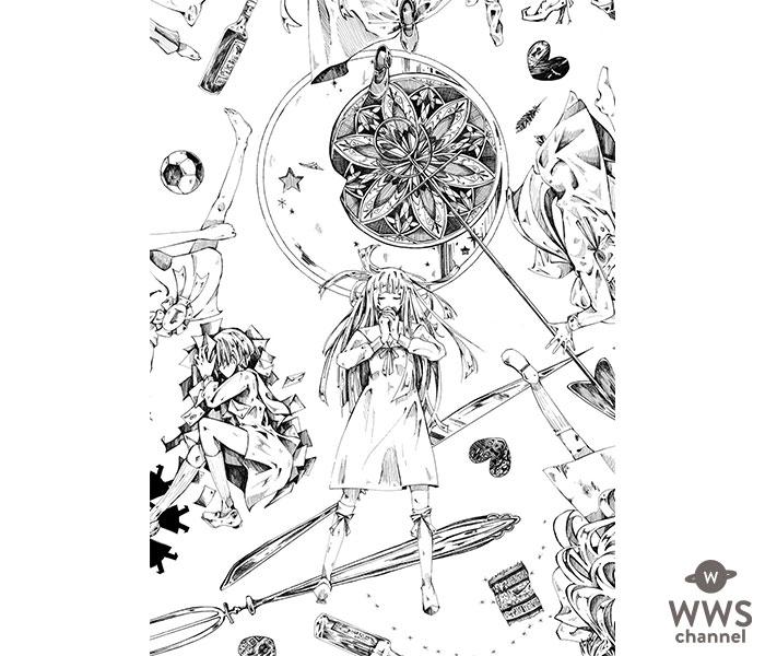 奇才・糸奇はなが、自身初となる個展「輪郭」再開催を発表
