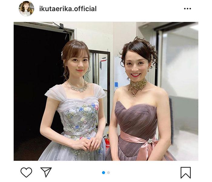 乃木坂46 生田絵梨花、帝国劇場での舞台を終え「また帝劇で歌いたい」