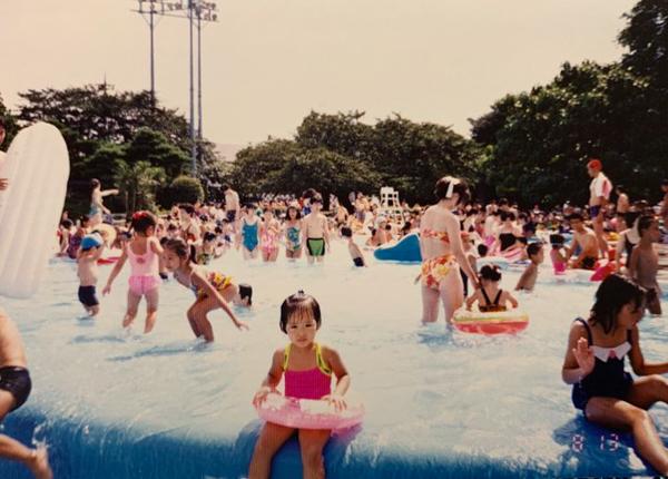 松村香織、「としまえん」の思い出を写真と共に振り返る「素敵な想い出をありがとう」