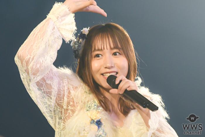 SKE48 大場美奈、真夏のドキッとする金髪ポニーテールに「綺麗な美肌だね」「マジで溶ける5秒前」