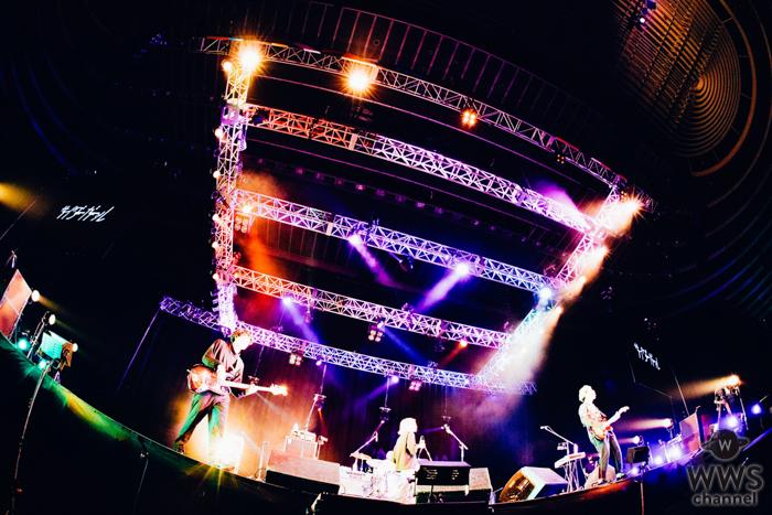 サイダーガール、真夏の大阪で高らかに叫ぶ「前のような日々に戻っていけたらいいな」<THE BONDS 2020>