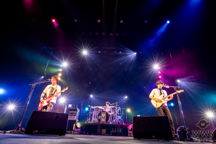 UNISON SQUARE GARDEN 、7月の公演に続く2度目の配信ライブuP!!!独占生配信にてお届け!!