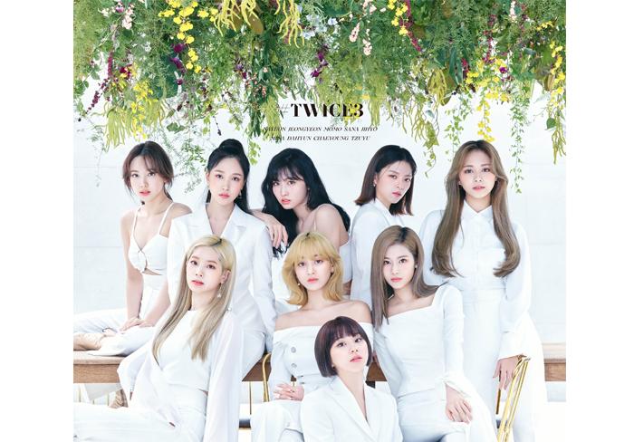 TWICE、9/16リリース『#TWICE3』より、「TWICE WORLD TOUR 2019 'TWICELIGHTS' IN JAPAN」でオープニングを飾った楽曲、「STUCK IN MY HEAD」の日本語バージョン音源を解禁!