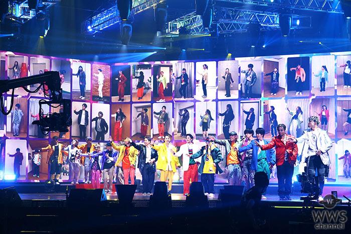 初日はTHE RAMPAGEが進化を見せつける! 「LIVE×ONLINE IMAGINATION」8夜連続の配信ライブが幕開け!