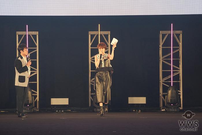 アッキーナ(南明奈)、東京ガールズコレクション「まんが王国」ステージ