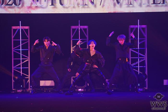 OWV(オウブ)が東京ガールズコレクションでライブパフォーマンス!<マイナビ TGC 2020 A/W ONLINE>